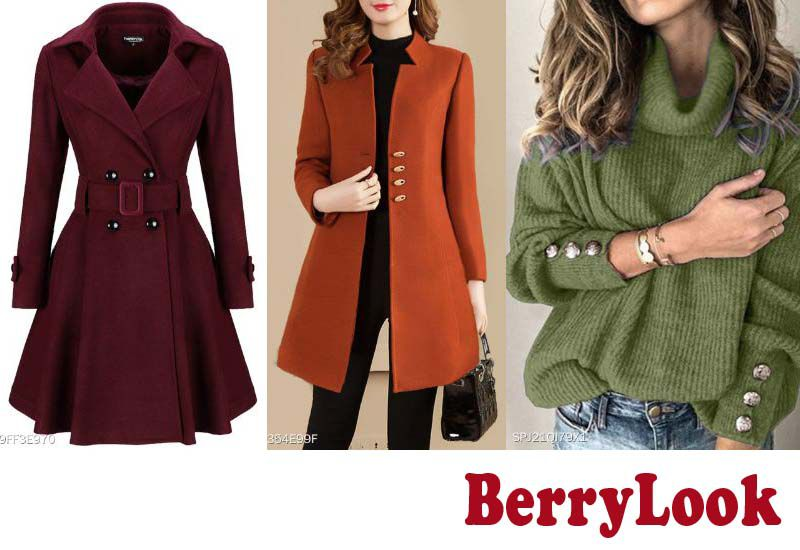 9 Best Selling Products of Nov 2020 from BerryLook