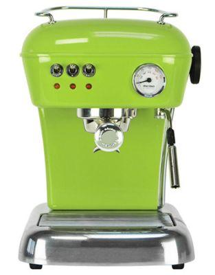 ASCASO DREAM PISTACHIO COFFEE MACHINE + FREE