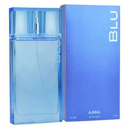 Ajmal Perfume Blu 90 Ml Spray, Men