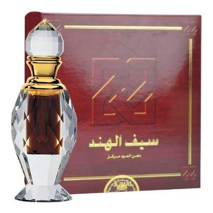 Ajmal Perfume Saif Al Hind Perfume Oil 3Ml,Unisex