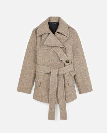 Amelia Wool Coat