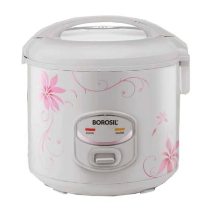 BOROSIL PRONTO DELUXE II 1.8 LITRES 650 WATTS RICE COOKER