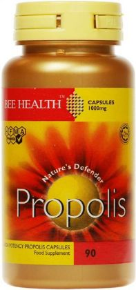 Bee Health Propolis 1000mg - 90 Capsules