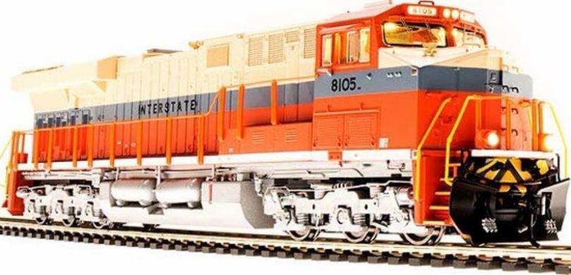Broadway Limited 3549 N Norfolk Southern GE ES44AC Diesel Loco Paragon3