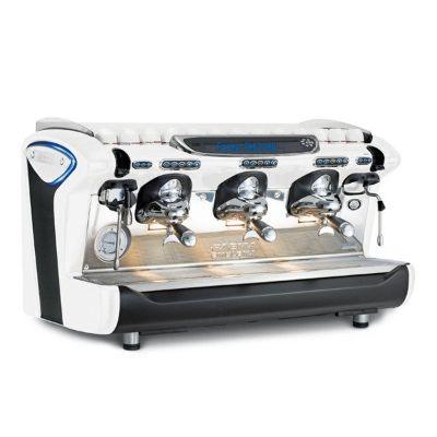 FAEMA EMBLEMA RS COFFEE MACHINE SEMI-AUTOMATIC 3-GROUP