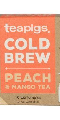 FRUIT TEA TEAPIGS PEACH & MANGO - COLD BREW