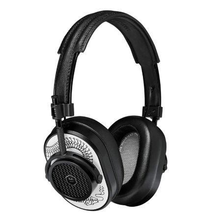 MH40 FOR SCOTT CAMPBELL STUDIO Over-Ear Headphones