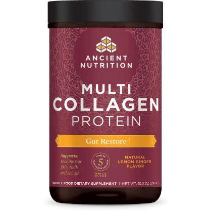 Multi Collagen Protein Gut Restore - Lemon Ginger