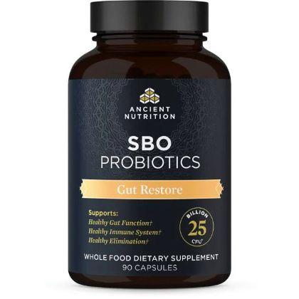 SBO Probiotics Gut Restore