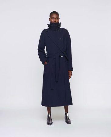 Sophia Wool Coat
