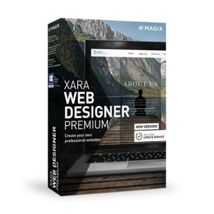 XaraWeb Designer Premium