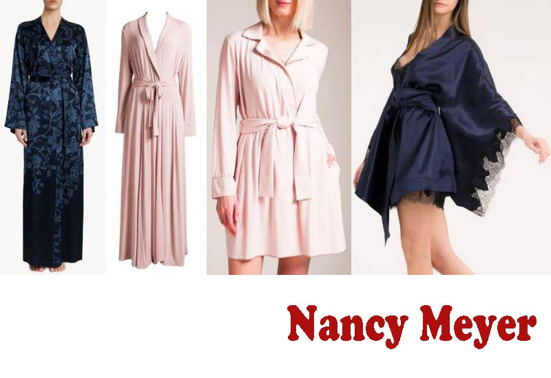 14 Best Selling Robes from Nancy Meyer