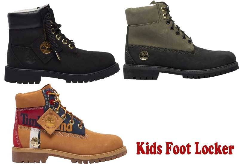 6 Best Selling Timberland Boys Boots KidsFootLocker