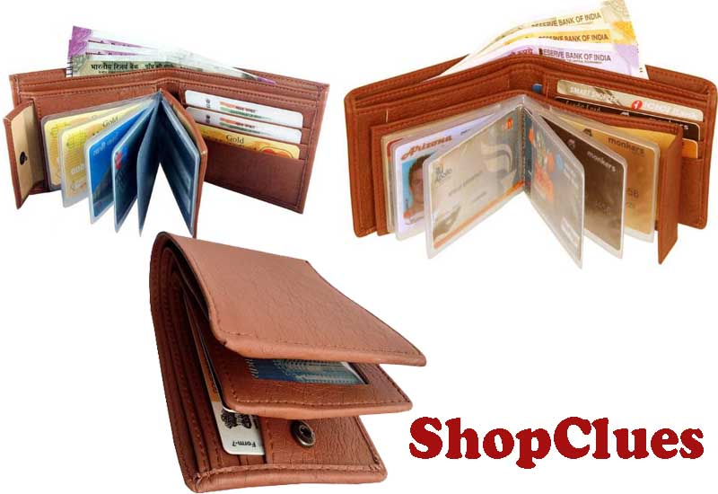 7 Best Selling Cheap Wallets from ShopClues