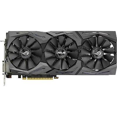 ASUS GeForce STRIX-GTX1060-DC2O6G OC Edition 6GB GDDR5 PCI-Express Graphics Card