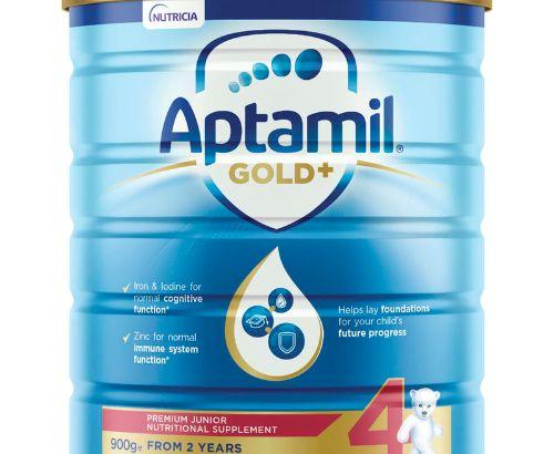 Aptamil 4 steps infant milk powder 900g
