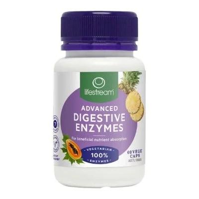 LIFESTREAM - Advanced Digestive Enzymes
