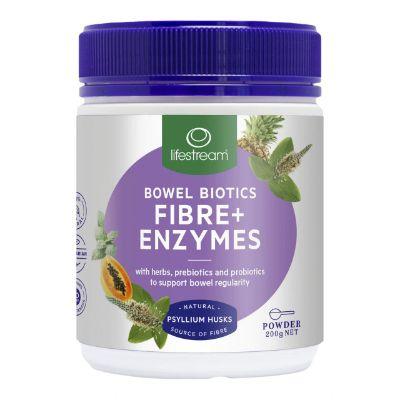 LIFESTREAM - Bowel Biotics With Digestive Enzymes