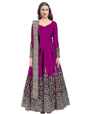SAADHVI - Embellished Gown Dress 2