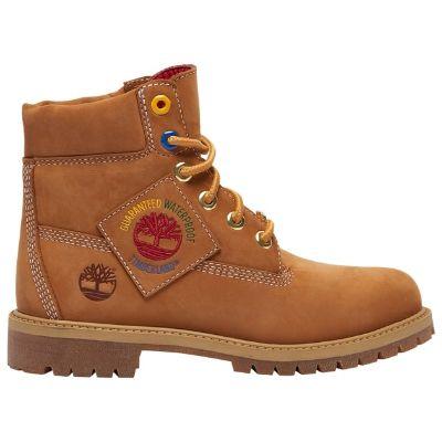 Timberland 6 premium waterproof boots - boys grade school IV