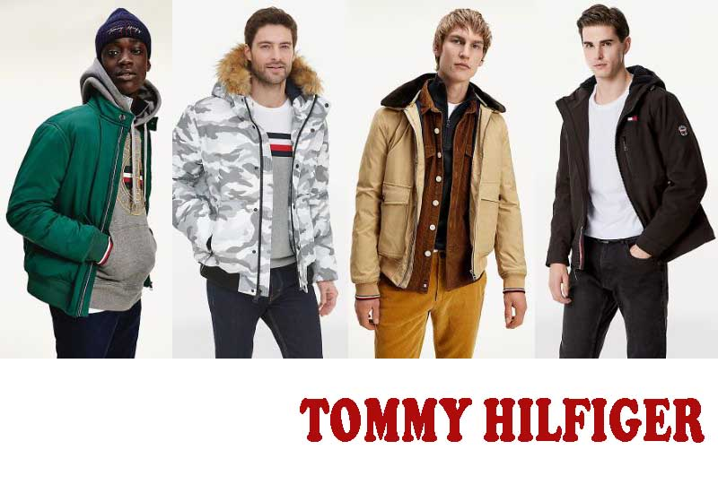 10 Best Selling Mens Jackets from TOMMY HILFIGER