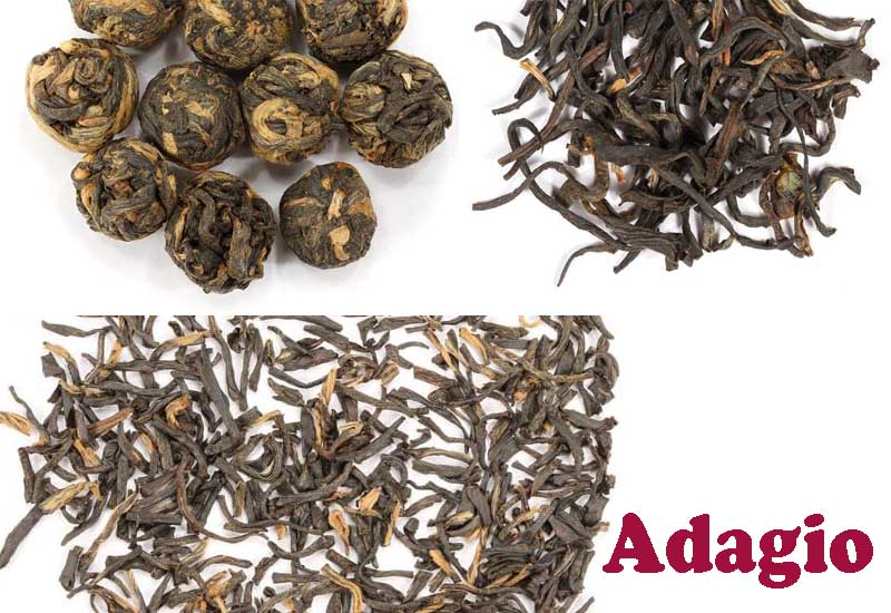 13 Best Selling Black Teas from Adagio