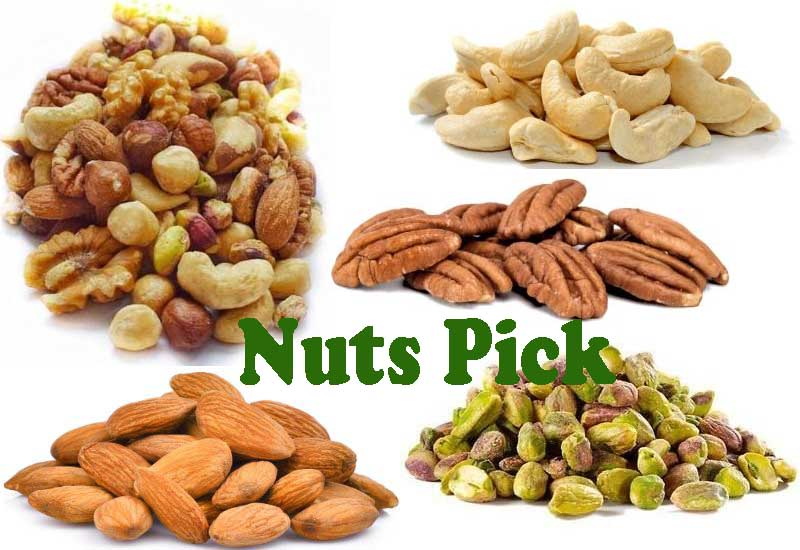 15 Best Selling Nuts from Nuts Pick