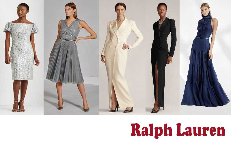 8 Best Selling Womens Party Dresses from Ralph Lauren