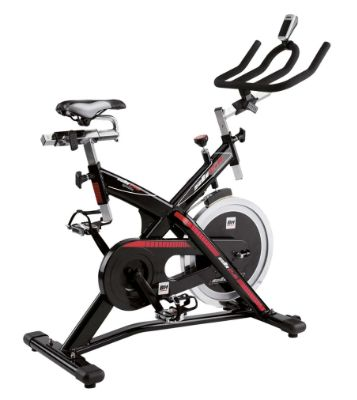 BH FITNESS SB SERIES SB2.6 H9173 INDOOR STUDIO BIKE, GLOSS BLACK
