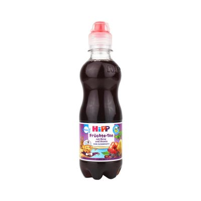 Hipp Pear Wild Cherry Fruit Tea