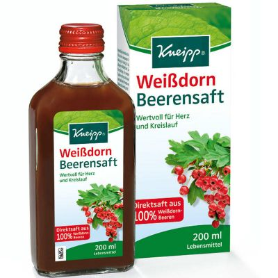 Kneipp Hawthorn Berry Juice 200ml