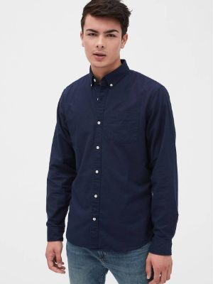 Lived-In Stretch Oxford Shirt 3