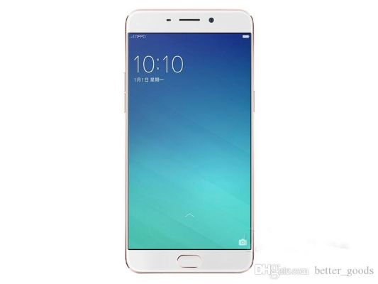 Original OPPO R9 4G LTE Cell Phone MT6755 Octa Core 4GB RAM 64GB ROM Android 5.5 inch 16.0MP Fingerprint ID Smart Mobile Phone