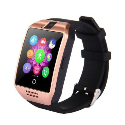 Q18 1.54 inch TFT Screen MTK6260A 360MHz Bluetooth 3.0 Smart Bracelet Watch Phone