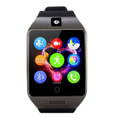 Q18S 1.54 inch IPS Screen MTK6260A Bluetooth 3.0 Smart Watch Phone
