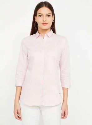 VAN HEUSEN Striped Regular Fit Shirt
