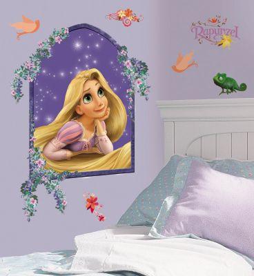 Disney Princess Rapunzel Portrait Stickers