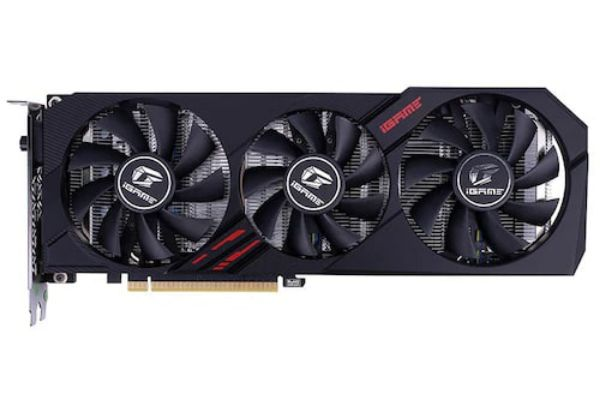 Colorful iGame GeForce GTX 1660 Ultra 6G Graphics Card - Black
