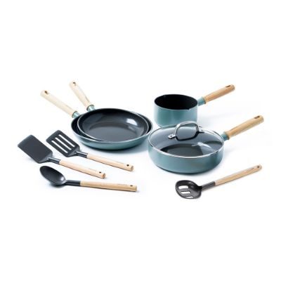 GREENPAN - Mayflower Cookware Set - 9 Piece Set