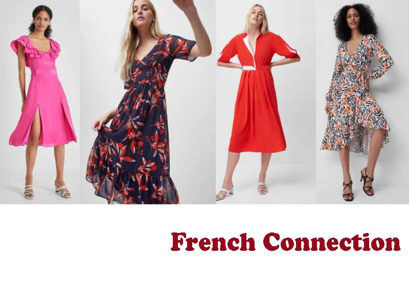 11 Best Selling Midi Dresses from French Connection