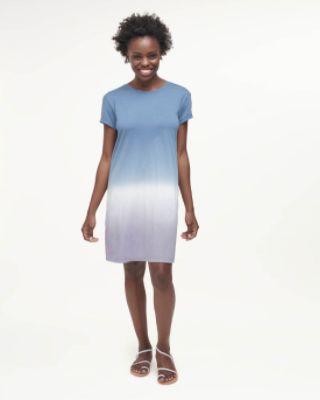 Maxson Dip Dye T-Shirt Dress