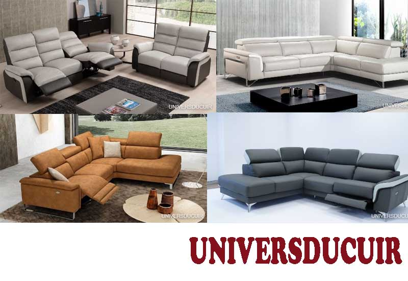 10 Best Selling Relaxation Sofas from UNIVERSDUCUIR