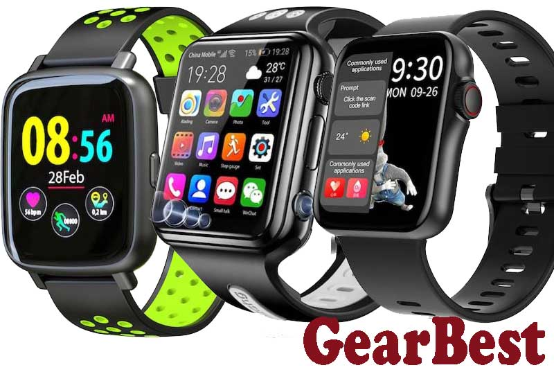 9 Best Selling SmartWatches from GearBest