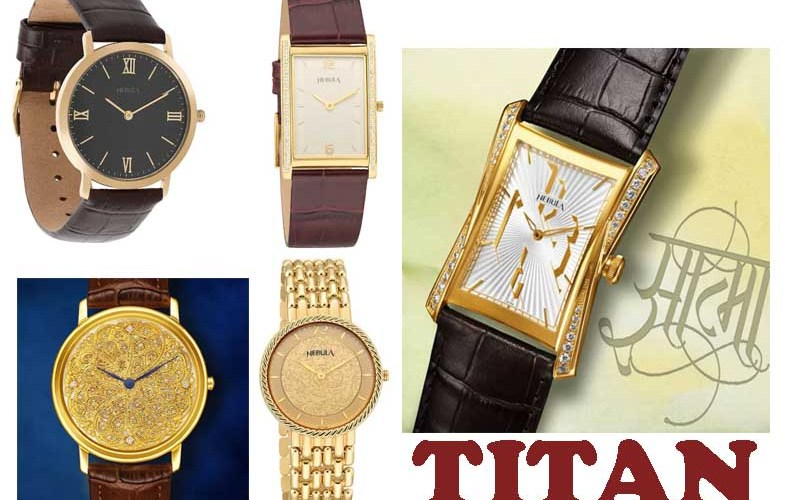 11 Best Selling 18K Gold Watches for Him from TITAN
