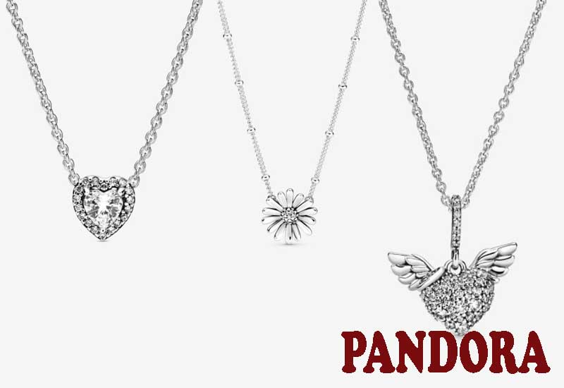 11 Best Selling Pendant Necklaces from PANDORA