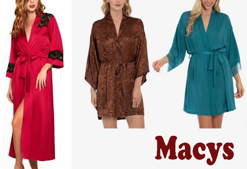 15 Best Selling Robes from Macys