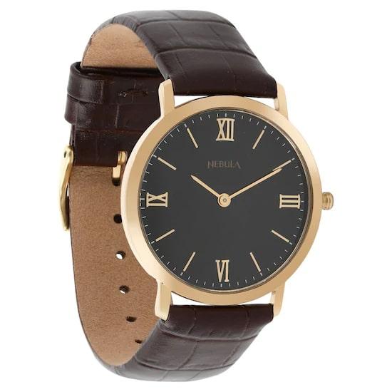 18 Karat Solid Gold Analog Watch 2