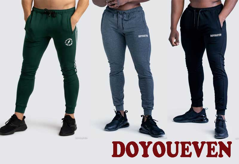 6 Best Selling Pants from DOYOUEVEN