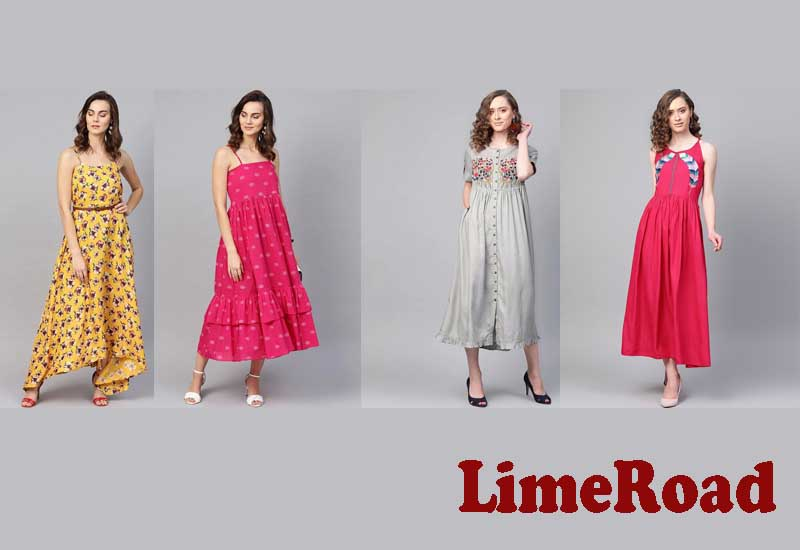 8 Best Selling Maxi Dresses from LimeRoad