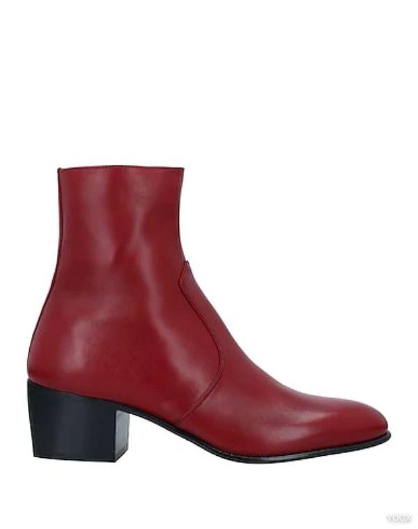 SAINT LAURENT - Ankle boots 7
